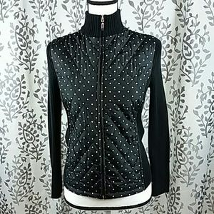 Croft & Barrow full zip sweater/jacket